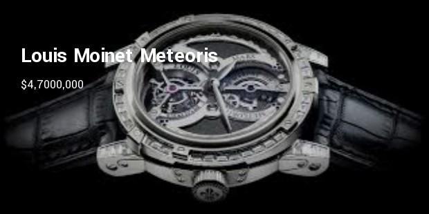 louis moinet meteoris