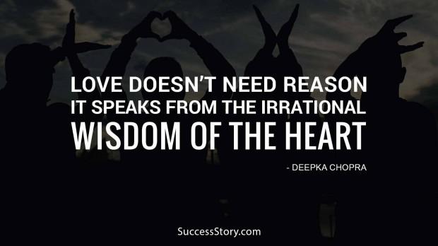 love doesnt need reason