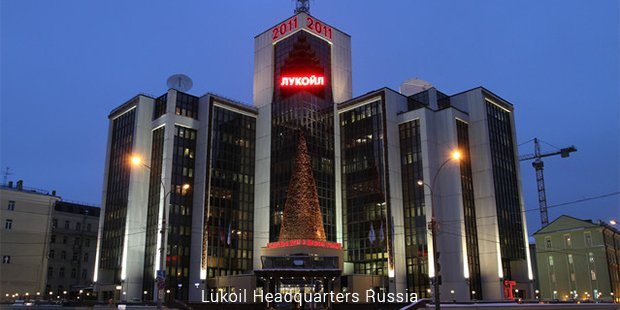 lukoil headquarters russia