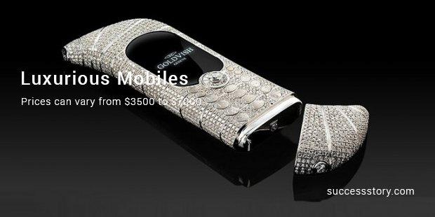 luxurious mobiles