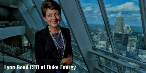 lynn good ceo of duke energy