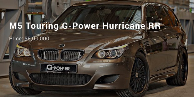 Touring G-Power Hurricane RR