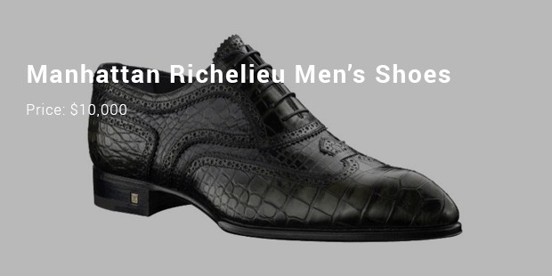 manhattan richelieu men's shoes
