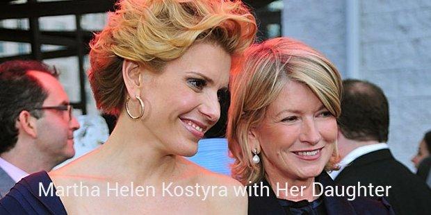 martha helen kostyra with her daughter