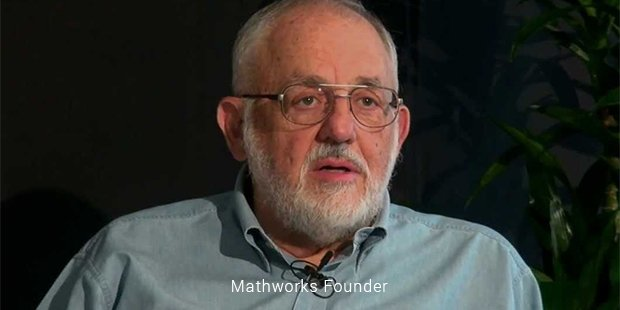 mathworks founder