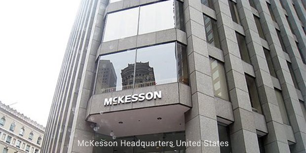 mckesson headquarters