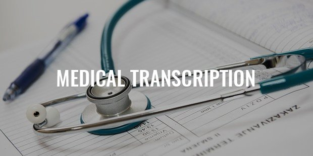 medical transcription research Voxtab's market research transcription ensures that your audio and video files are transcribed with utmost accuracy we understand that high-quality data is crucial to the decisions you make in marketing and business strategy.