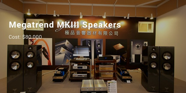 megatrend mkiii speakers