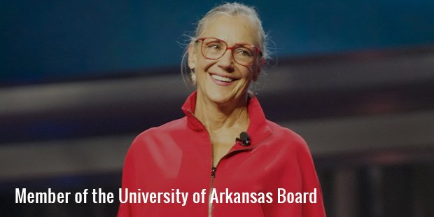 member of the university of arkansas board