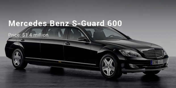 mercedes benz s guard