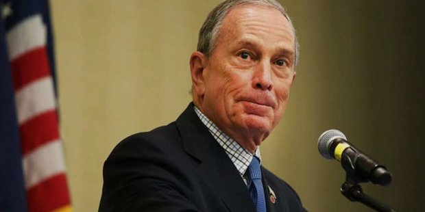 michael bloomberg   mayor