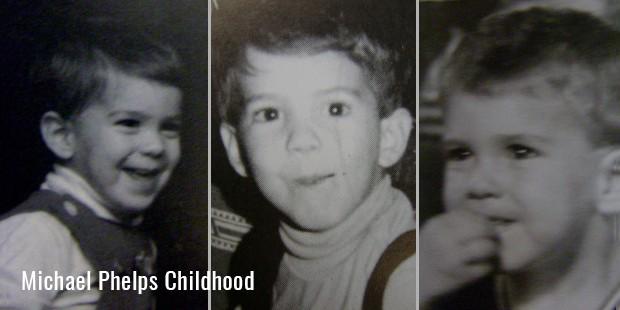 michael phelps childhood 2