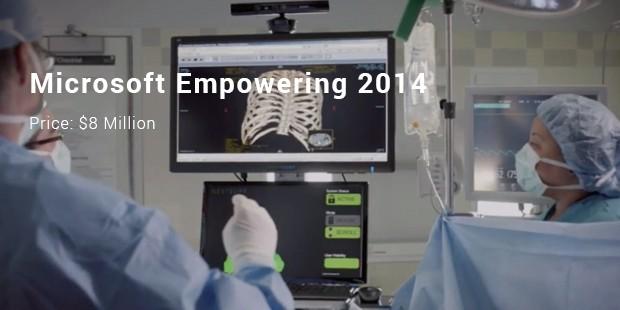 microsoft empowering 2014