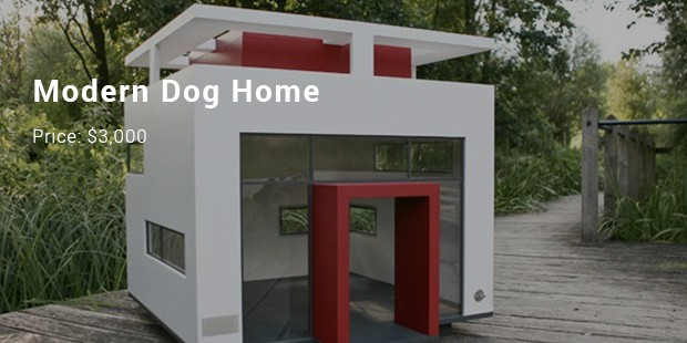 10 most expensive/ priced dog houses list | expensive dog houses