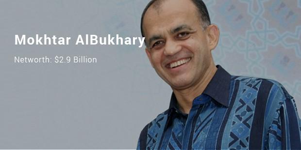 mokhtar albukhary