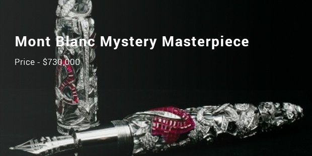 mont blanc mystery masterpiece
