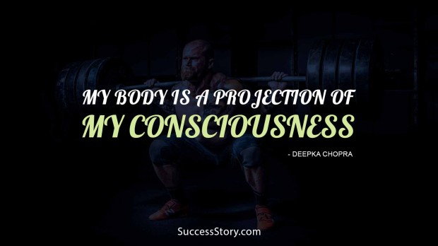 my body is a projection