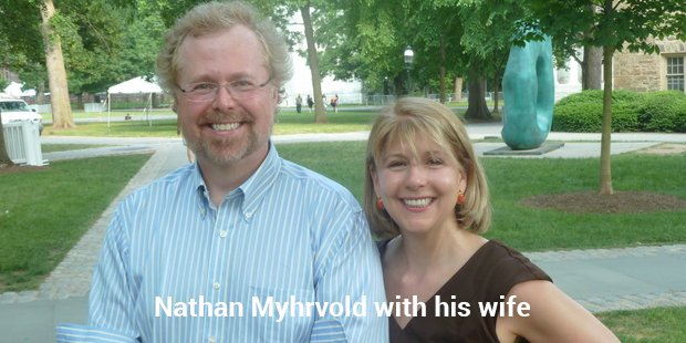 nathan myhrvold with wife