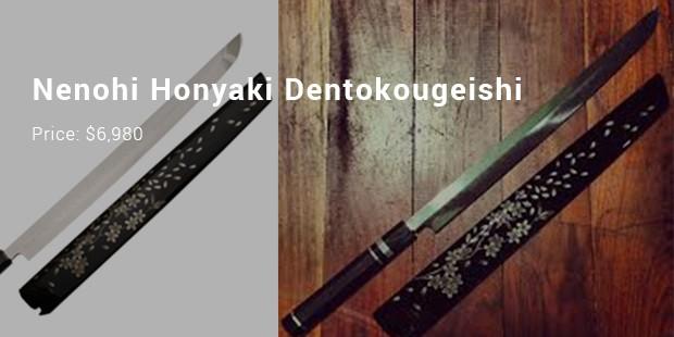 nenohi honyaki dentokougeishi
