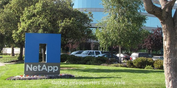 netapp headquarters sunnyvale