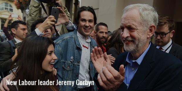 new labour leader jeremy corbyn