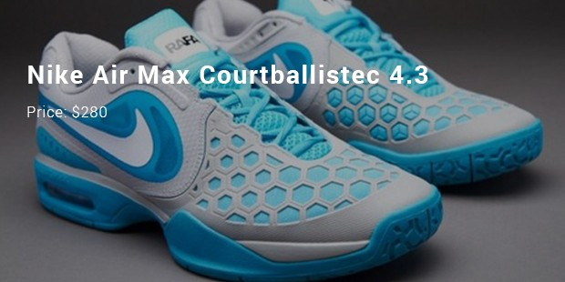 nike air max courtballistec 4
