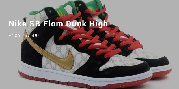 nike sb flom dunk high