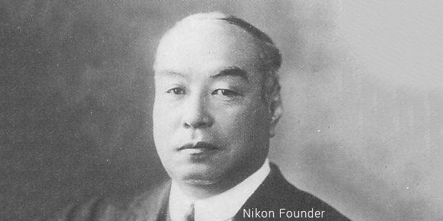 nikon founder