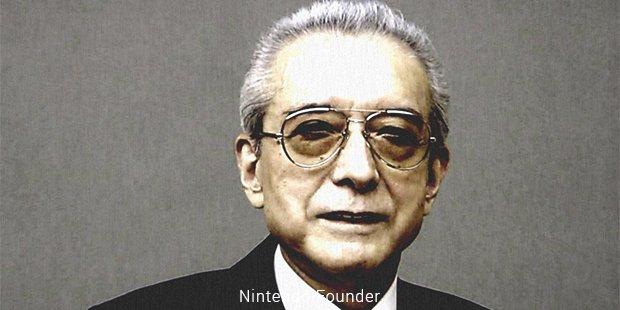 nintendo founder