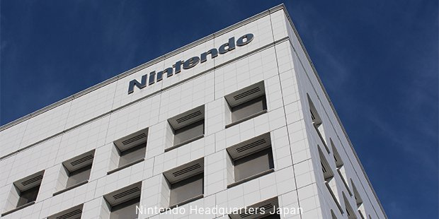 nintendo headquarters japan