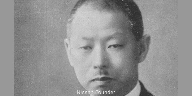 nissan founder