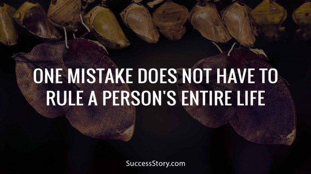One mistake does not have