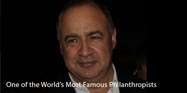 One of the World's Most Famous Philanthropists