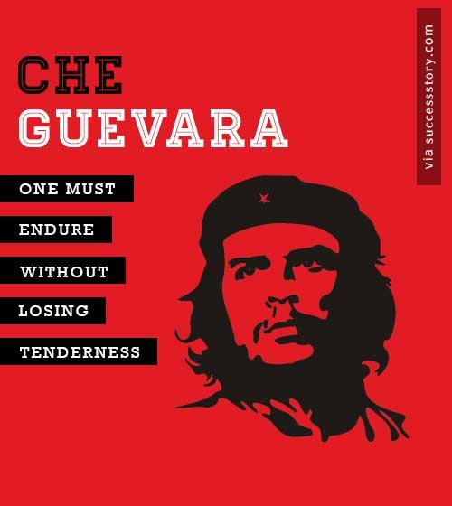 the revolutionary life of che guevara The body of che guevara, the hero of latin american revolutionaries, on display in bolivia in 1967 guevara was buried secretly and found 30 years later, when his remains were brought to cuba.