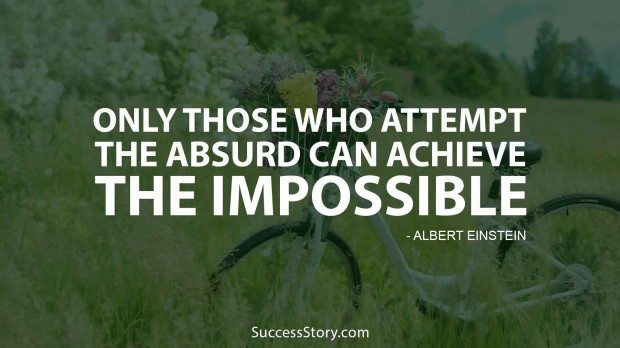 Only those who attempt