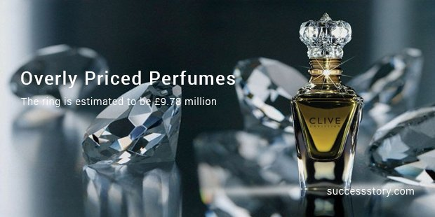 overly priced perfumes