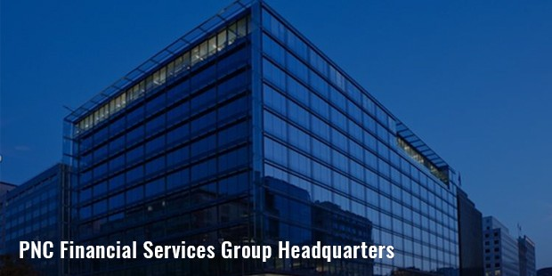 pnc financial services group headquarters