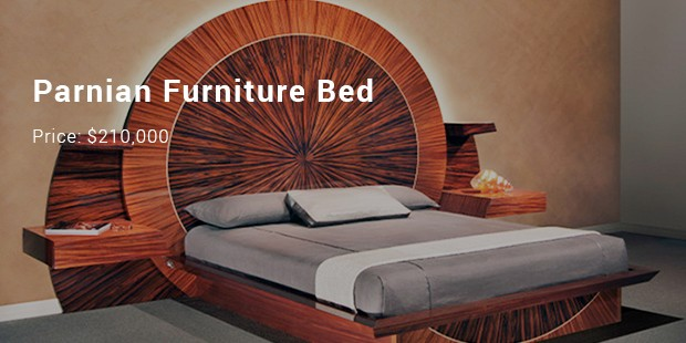 10 most expensive priced beds and mattresses list for Most popular bed frames