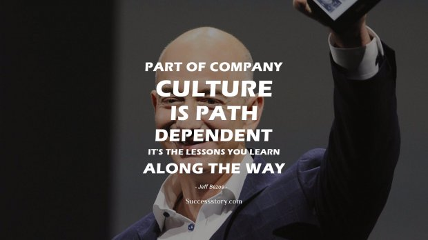 Part of company culture