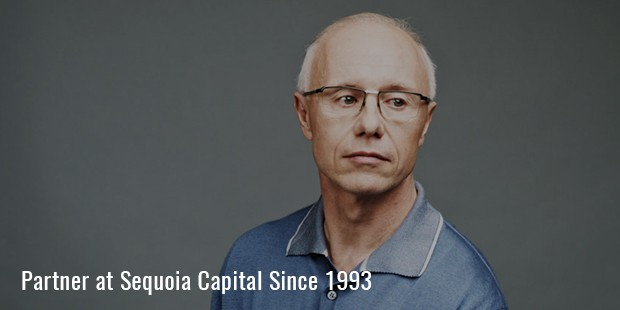 Partner at Sequoia Capital Since 1993