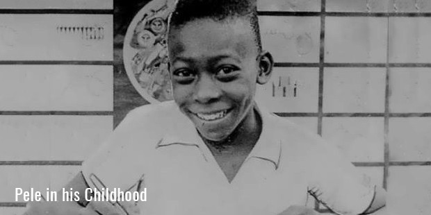 pele in his childhood 2