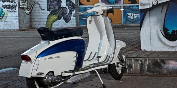 The Lambretta TV200