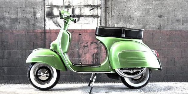 The Vespa GS VSI-4