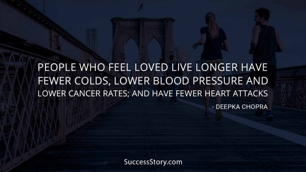 Life Changing Quotes About Love Awesome 32 Life Changing Quotes Inspireddeepak Chopra  Successstory