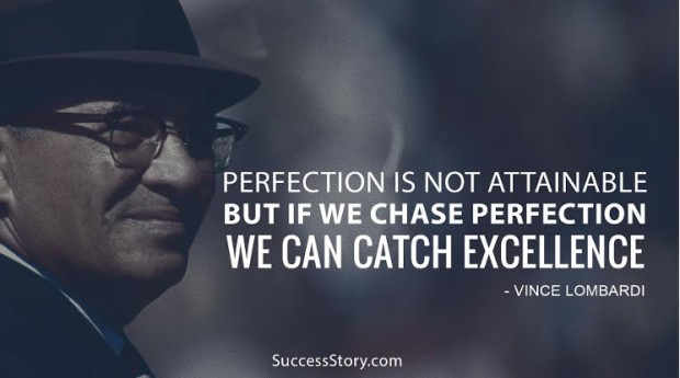 perfection is not