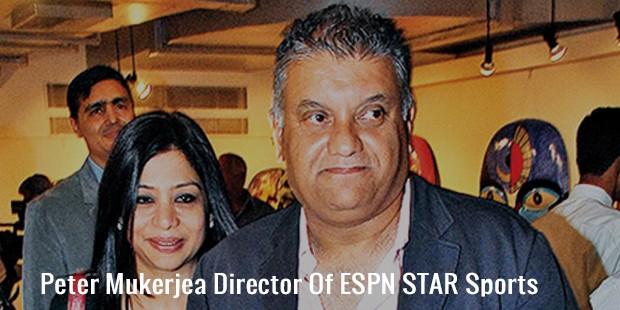 peter mukerjea director of espn star sports