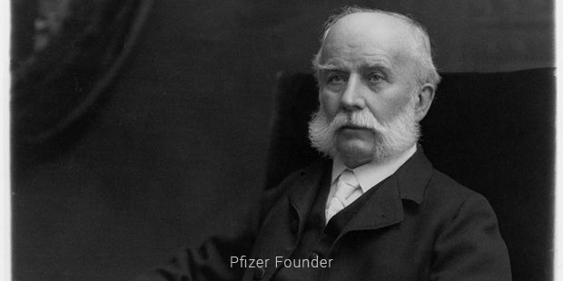 pfizer founder
