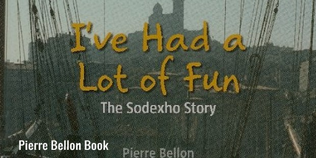 pierre bellon book