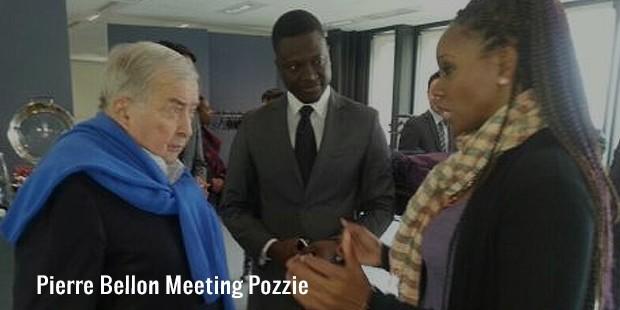 pierre bellon meeting pozzie