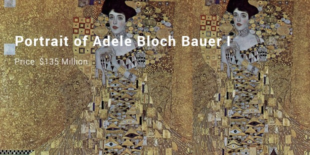 portrait of adele bloch bauer i